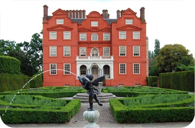 kew gardens house
