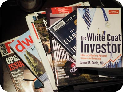 White Coat Investor Book