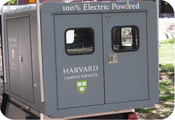 Harvard Electric Truck