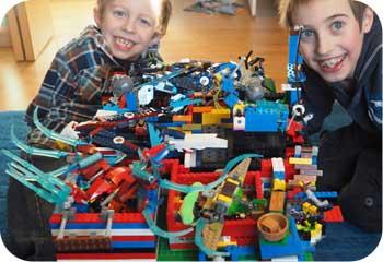 Lego Pet Town
