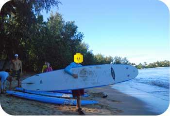 PoF surfing