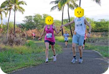 Runners HI 10k