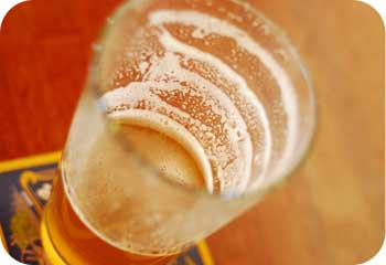 Beer Lacing
