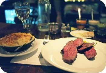 Steak Dinner New Orleans