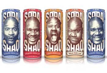 Shaq Soda