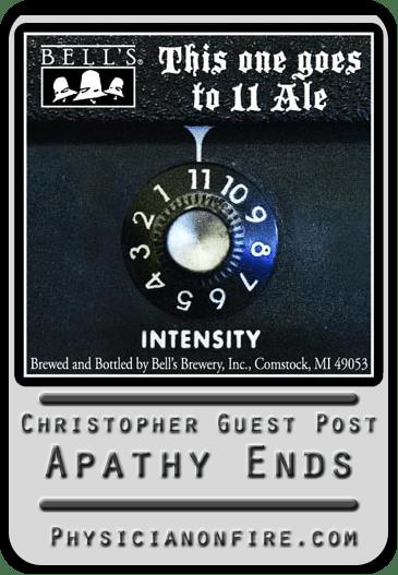 CGP apathy Ends
