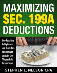 Maximizing 199A deduction