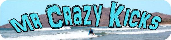 mr crazy kicks