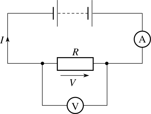 small resolution of figure 1 a simple d c circuit