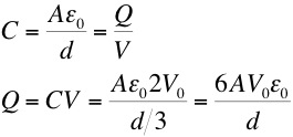 Physics 299 Sample Test 1 Question 2 Solution