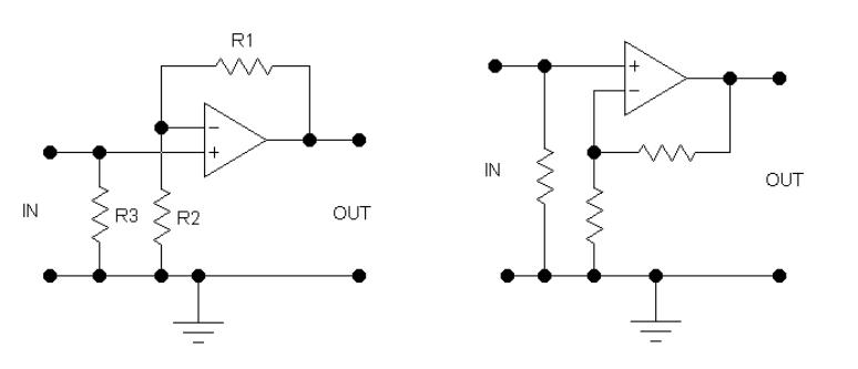 figure 1 op amp with pin configuration