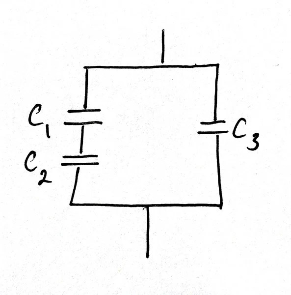 Inserting a conductor in a parallel-plate capacitor