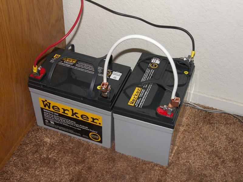 Wiring Two Boat Batteries Together