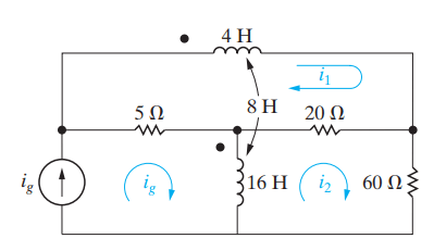 Diagram Of Mutual Inductance