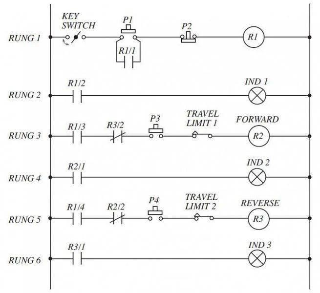 3 way switch ladder diagram atv winch rocker wiring