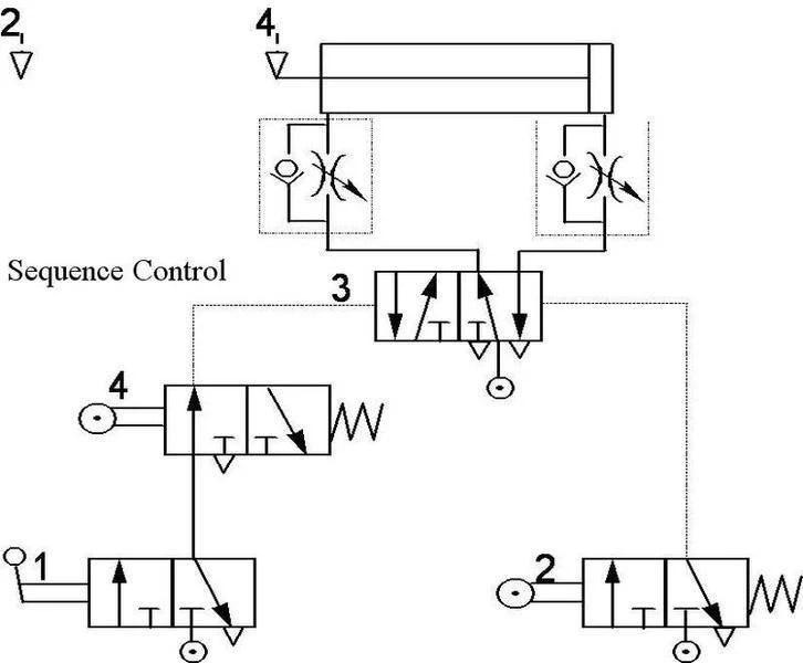 Basic Pneumatic Circuit Diagram : 31 Wiring Diagram Images