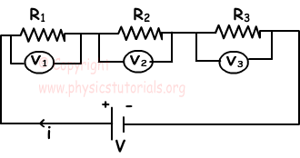 Electric Current Cheat Sheet