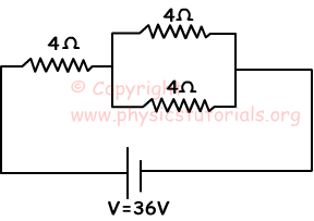 Electric Current Exam1 and Problem Solutions