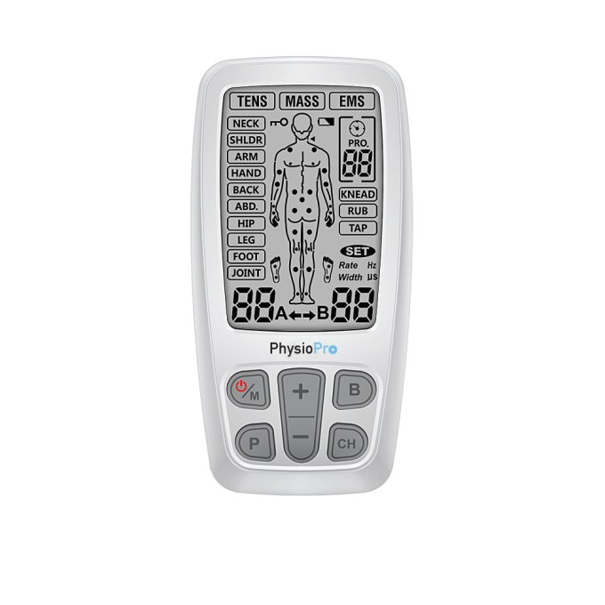 physio pro cb in tens unit large display