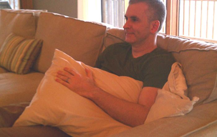 sleep comfortably after shoulder surgery