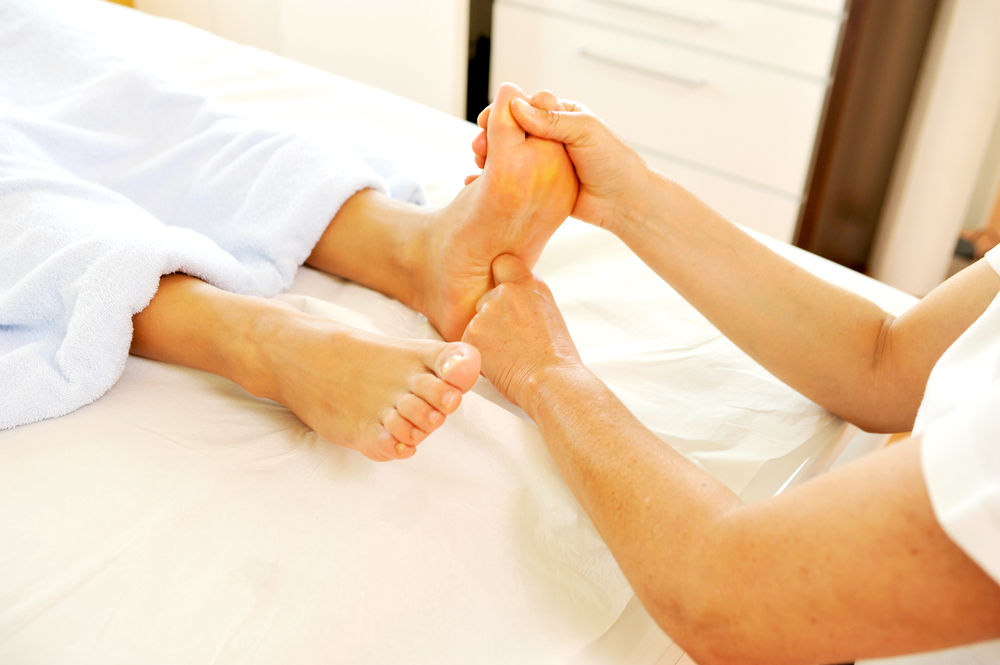 Chiropody And Foot Care Service