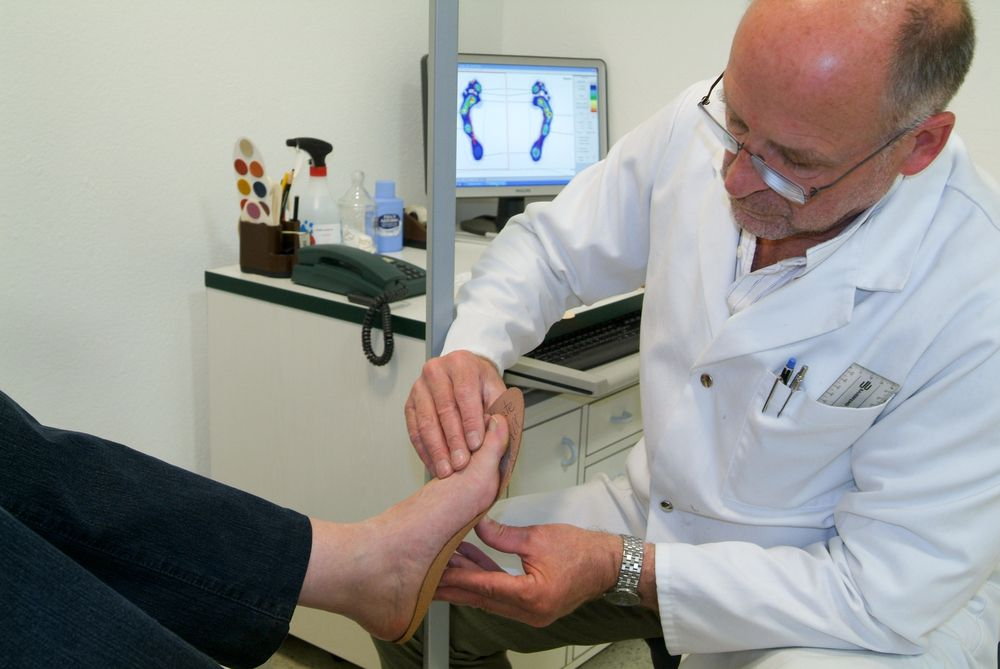 Foot Abnormalities Treatment