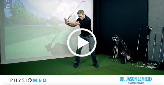 Muscles Golf How To Perfect Your Golf Swing While