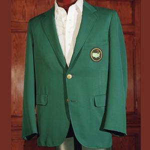 Augusta Green Jacket - Picture credit - Augusta.com