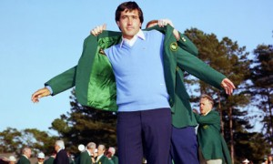 Ballesteros was dominant in all of his victories at Augusta - Picture credit - The Guardian