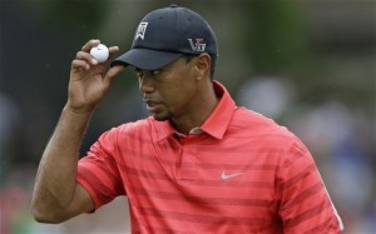 Tiger Woods is the closest man to breaking Nicklaus' records - Picture credit - The Telegraph
