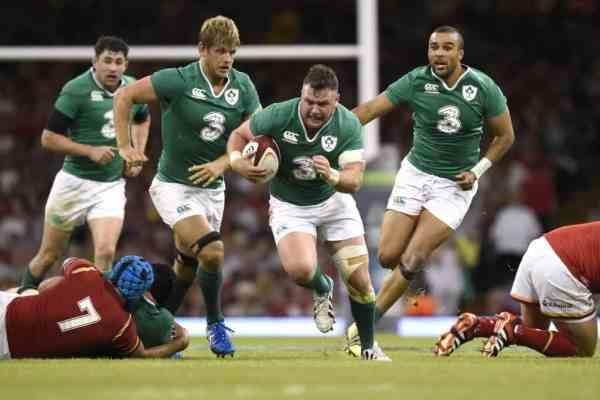 Wales v Ireland - Dove Men Test