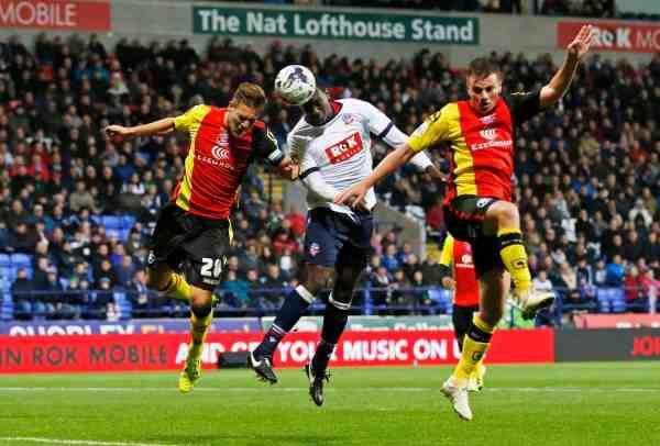 Bolton Wanderers v Birmingham City - Sky Bet Football League Championship