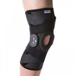 PhysioRoom Elite Hinged Knee Brace - ACL