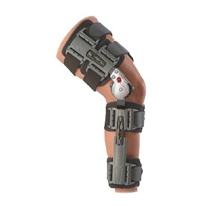 Donjoy X-ACT Post Op Knee Brace - ACL