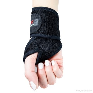 PhysioRoom Elastic Wrist Strap - Wrist Pain