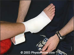 Ankle Taping - 10