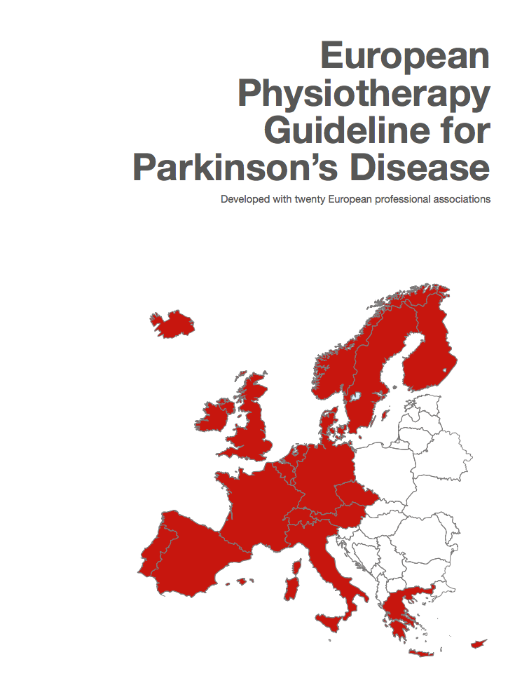 European Physiotherapy Guideline for Parkinson's disease