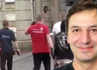 """Spricht von einer """"Hetzjagd"""" gegen den Messerattentäter, weil dieser sich nicht verstecken und zur Ruhe kommen konnte - Merkur-Redakteur Stefan Stukenbrok."""