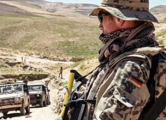 Bundeswehrsoldat in Afghanistan (Symbolbild).