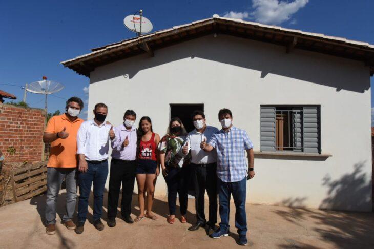 Casas ADH Picos 3 Governo leva investimentos em infraestrutura a todo o estado por meio do PRO Piauí