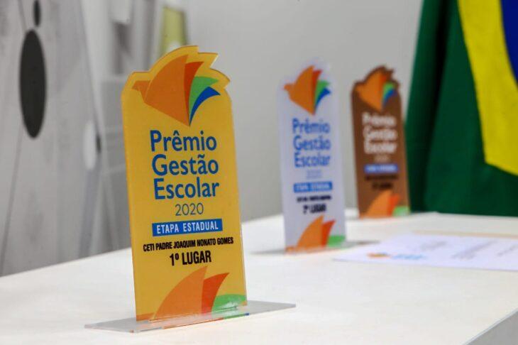 Escolas recebem o premio de Gestao 2020 5 Escolas do Piauí recebem o Prêmio de Gestão 2020