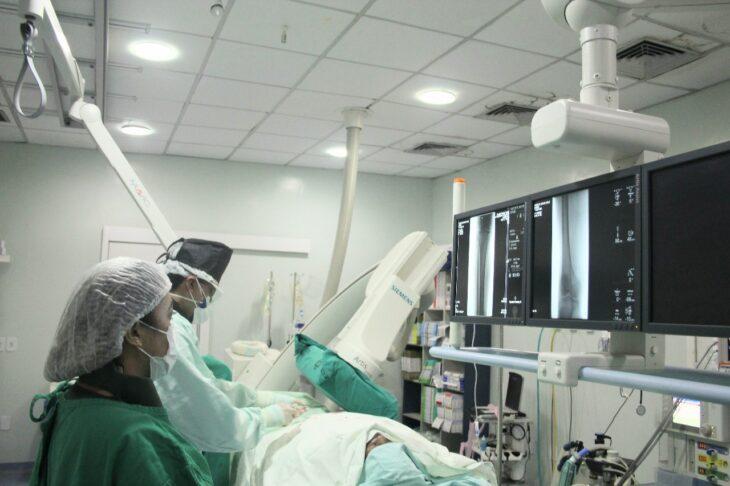 HEMODIN%C3%83MICA B HGV realiza 929 procedimentos endovasculares durante pandemia