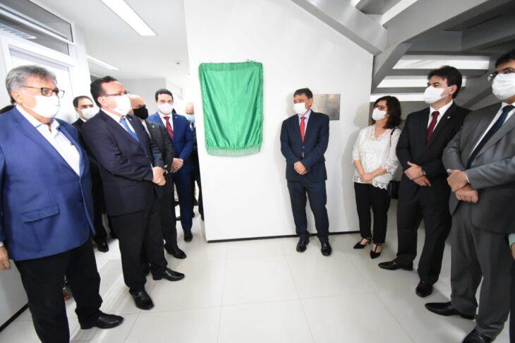 WhatsApp Image 2020 11 23 at 11.06.28 Governador participa da inauguração do Fórum e Juizado em Picos