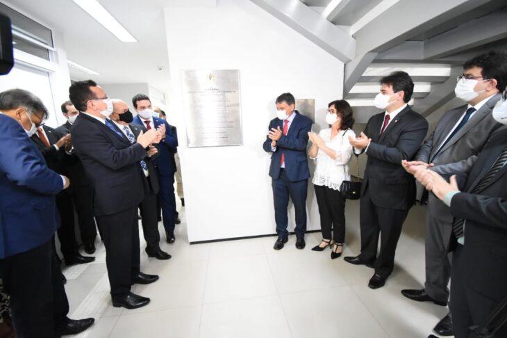WhatsApp Image 2020 11 23 at 11.06.43 Governador participa da inauguração do Fórum e Juizado em Picos