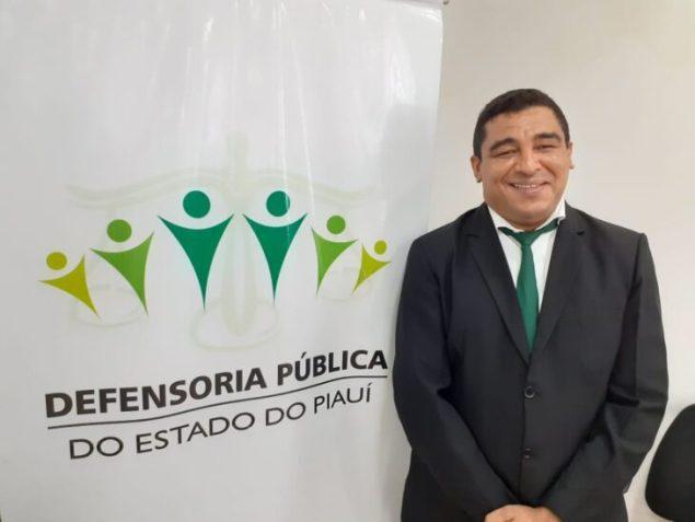 djanmoreira Djan Moreira é eleito Ouvidor-Geral Externo da Defensoria Pública do Estado do Piauí
