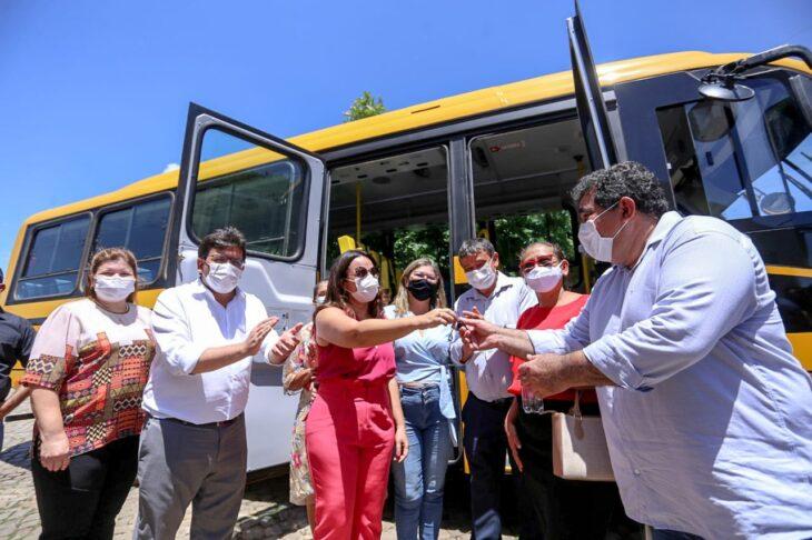 Agenda em Paes Landim 3 Dias inaugura obras nas áreas de saúde, transporte e segurança em Paes Landim