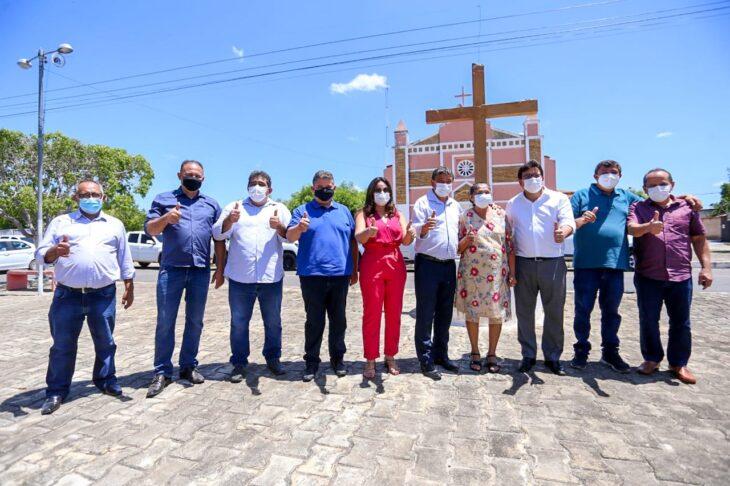 Agenda em Paes Landim 5 Dias inaugura obras nas áreas de saúde, transporte e segurança em Paes Landim