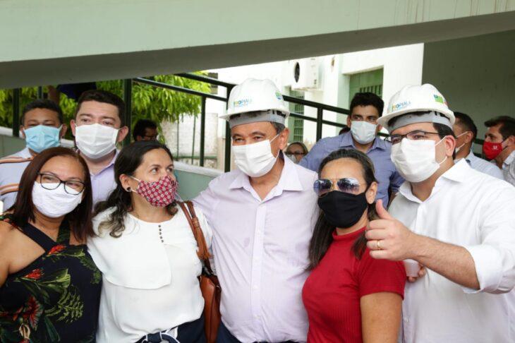 agenda campo maior 10 Governador inaugura obras de mobilidade e visita reforma de escola em Campo Maior