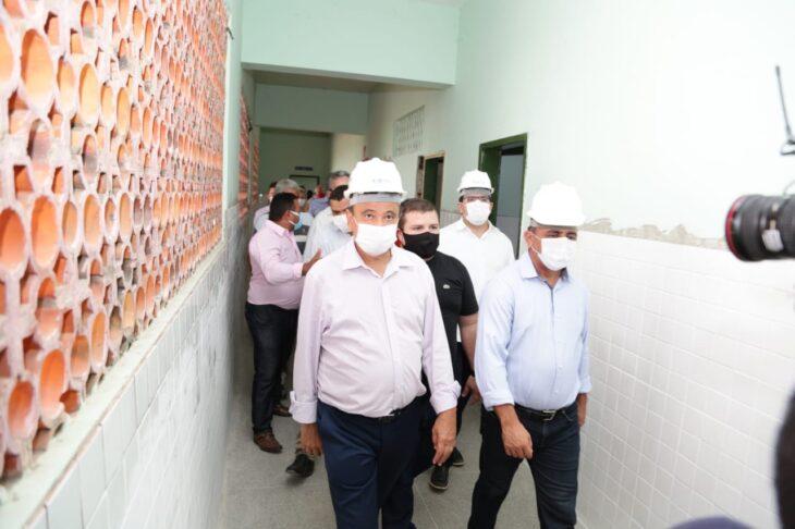 agenda campo maior 6 Governador inaugura obras de mobilidade e visita reforma de escola em Campo Maior