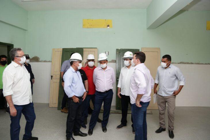agenda campo maior 8 Governador inaugura obras de mobilidade e visita reforma de escola em Campo Maior